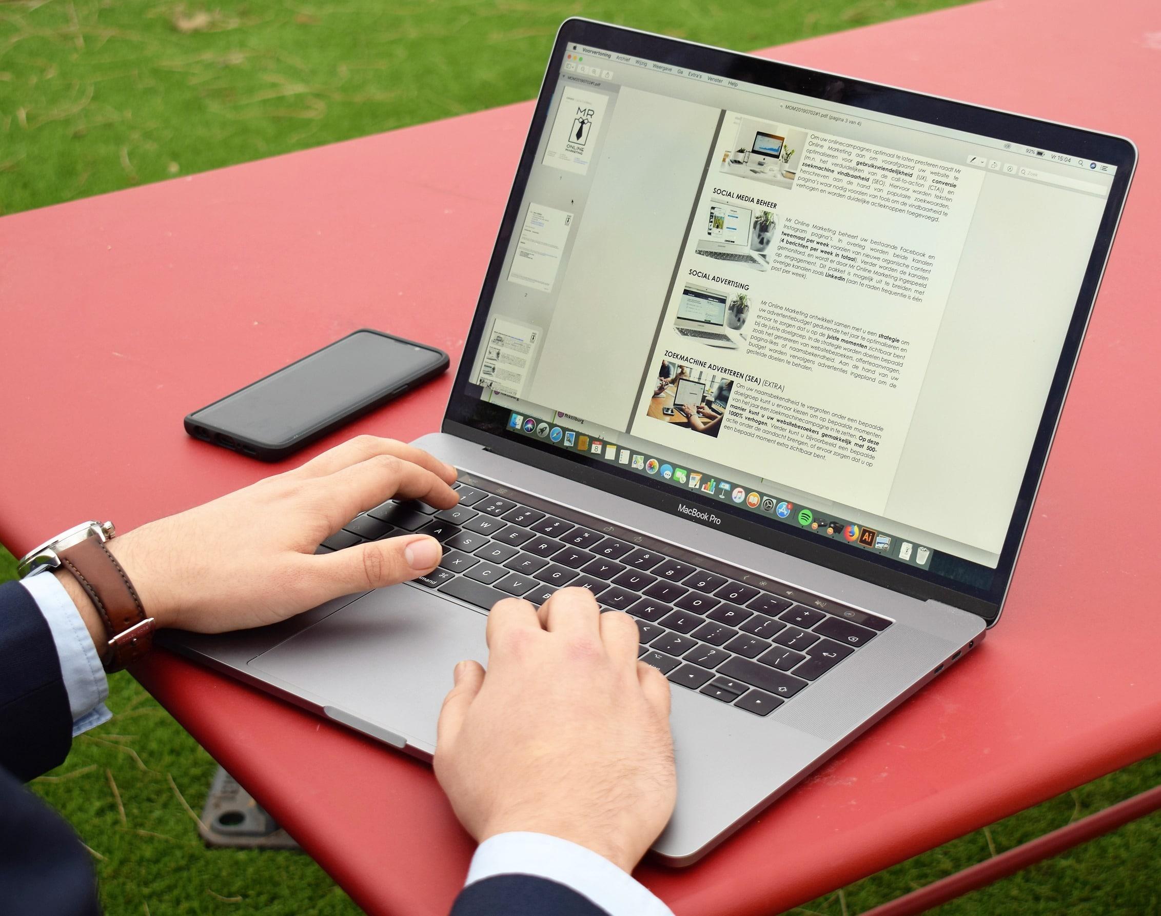 Mr Online Marketing werkt dat en nacht om de beste resultaten te behalen voor jouw bedrijf