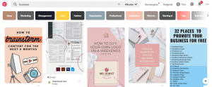 Eindelijk adverteren op Pinterest in Nederland