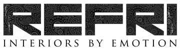 REFRI_interiors_logo zwart-wit