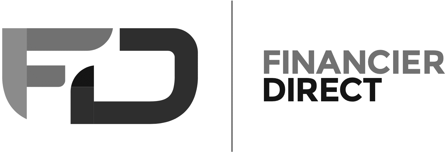 financierdirect_logo zwart-wit