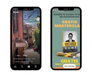 Instagram algoritme REELS en stories